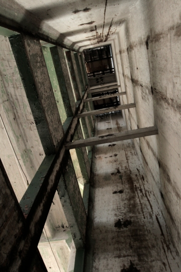 160 Imlay Elevator Shaft