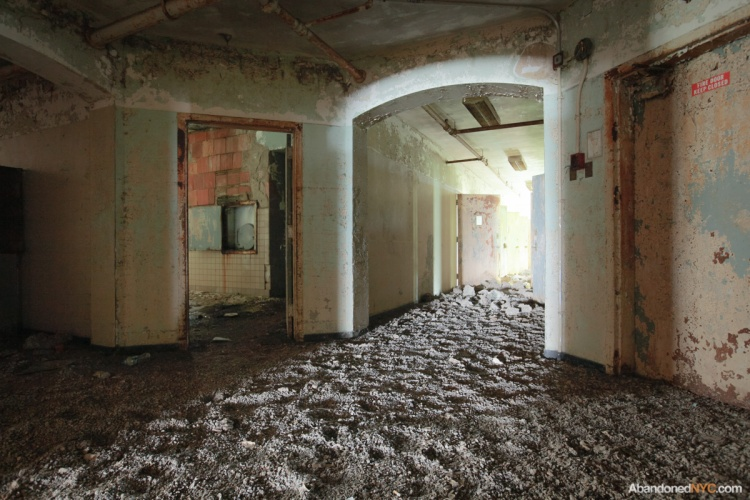 Image result for Building No. 25 at Creedmoor Psychiatric Center in New York
