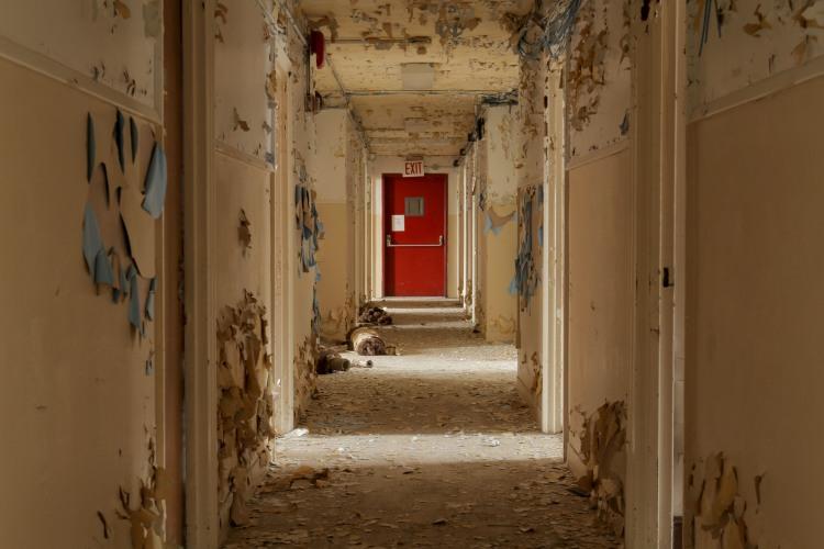 Inside Bayley Seton Hospital