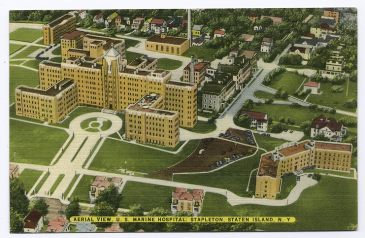 Bayley Seton Postcard