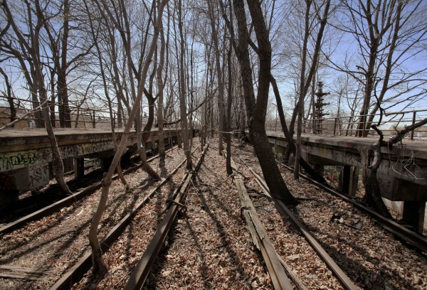 The Rockaway Beach Branch, Queens' Forgotten Railroad