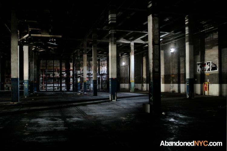 Vacant Warehouse Domino Sugar Refinery Abandonednyc