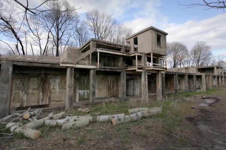 Inside Fort Totten Part 1 Abandonednyc