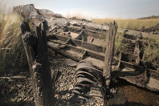 Decaying Hull festers in the noonday sun