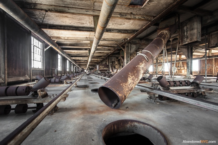 Abandoned NYC_Red Hook Grain Terminal_Will Ellis-009