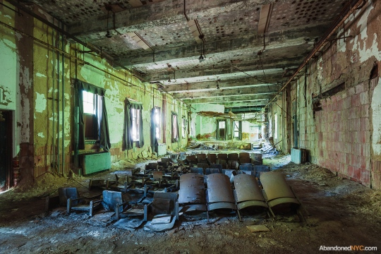North Brother Island_Abandoned NYC_Will Ellis_01
