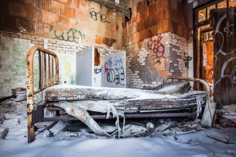 "Video inside New York's Derelict Institutions: ""A History Abandoned"""