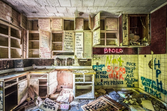 Will Ellis_Abandoned NYC_Profanity House-2