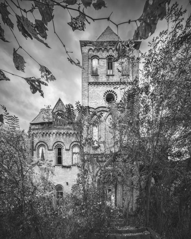 Abandoned Wyndclyffe Mansion