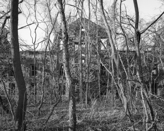 Eerie ruins of the Staten Island Farm Colony