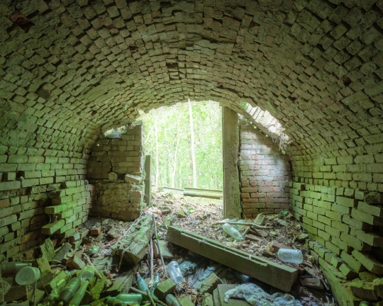 Will Ellis_Old Dutch Cemetery_AbandonedNYC-4