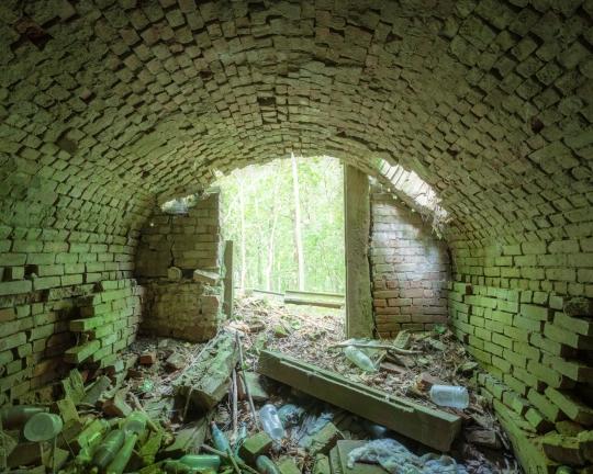 Will Ellis_Old Dutch Cemetery_AbandonedNYC-4