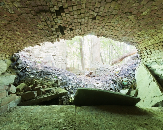 Will Ellis_Old Dutch Cemetery_AbandonedNYC-6
