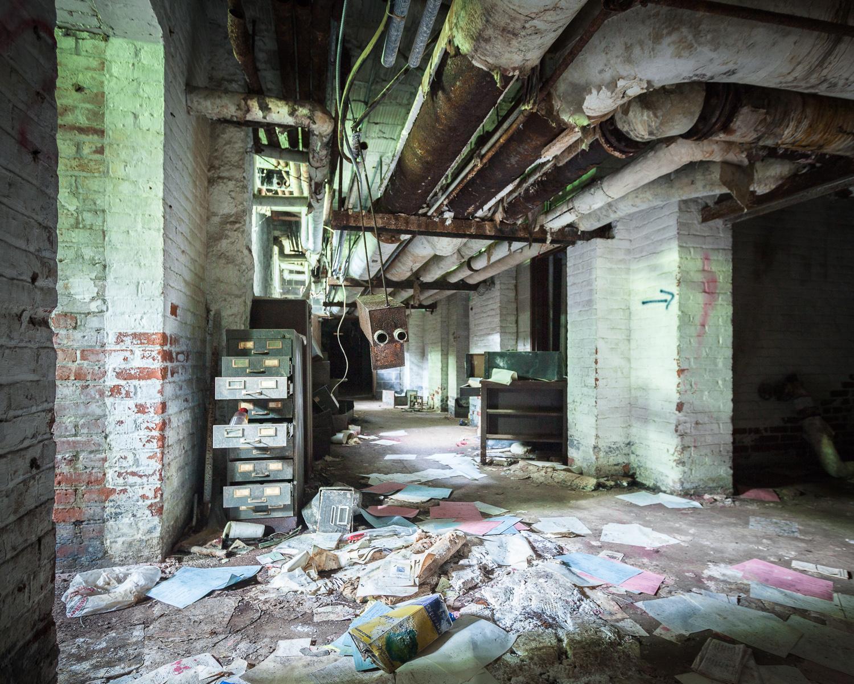 Found In Essex County Hospital Abandonednyc