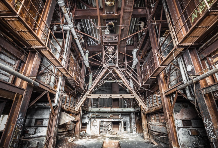 Will Ellis_Abandoned NYC_Pump House-1