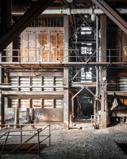 Inside the Jumping Jack Power Plant