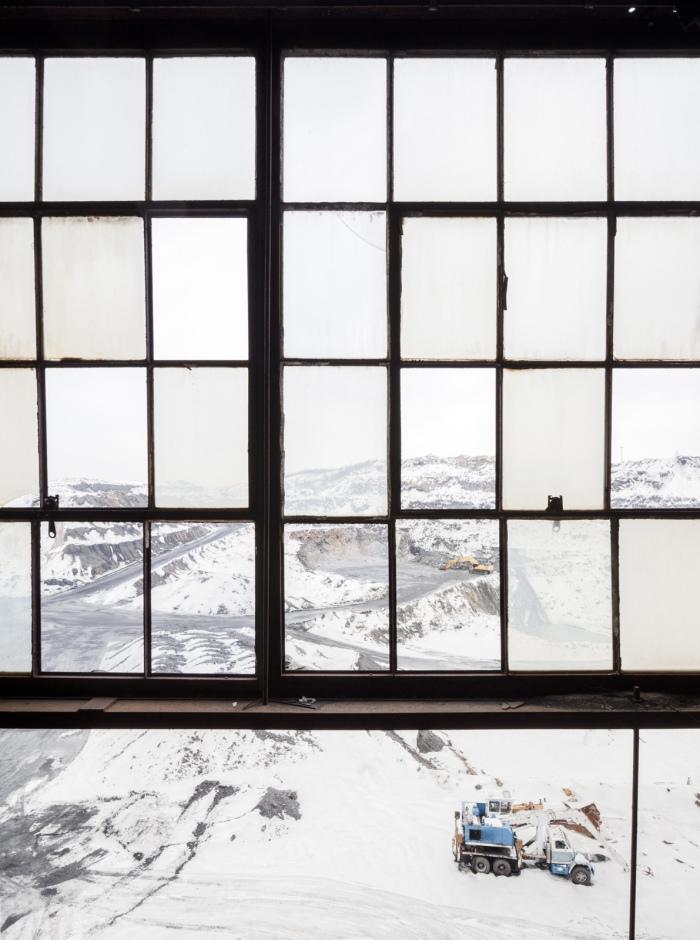 St Nicholas Coal Breaker Demolition Will Ellis Abandoned NYC-7