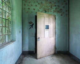 Time Traveling in the Children's Ward: Rockland Psychiatric Center
