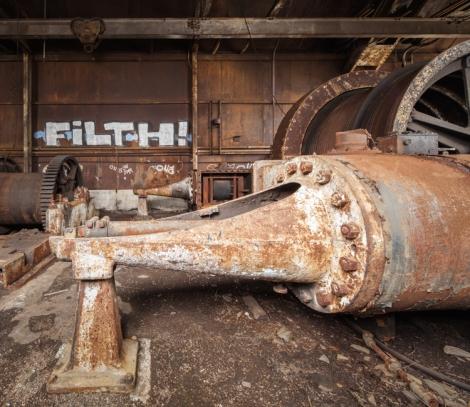 Port Reading's McMyler CoalDumper